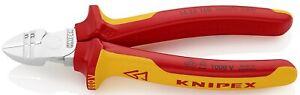 Knipex 14 26 160 Vde-Abisolier-Seitenschneider 1426160