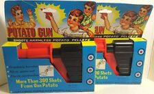 2 NEW POTATO GUNS CLASSIC KIDS TOY PISTOL POTATO LAUNCHER GUN