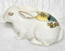 ARCADIAN  'BARRY' CRESTED CHINA RABBIT