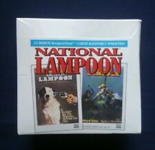 1993 National Lampoon Trading Cards Factory Sealed Box ~ 36 Packs