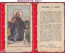 2634 SANTINO HOLY CARD SAN S. ROCCO MEDIOLANI