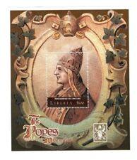 Liberia 2000 - The Popes Of The Millennium - Pope Boniface VIII -  S/S MNH