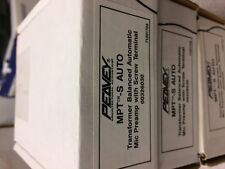 PEAVEY MPT-S AUTO TRANSFORMER BALANCED AUTO MIC PREAMP WITH SCREW TERMINALS