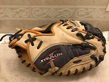 "Easton SS2TB 33"" Baseball Softball Catchers Mitt Right Throw"
