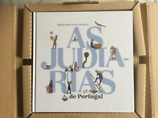 Portugal CTT Book with stamps - Jewish History In Portugal