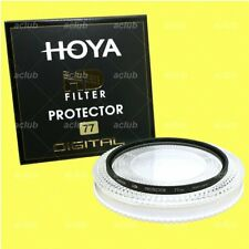 Genuine Hoya 77mm Digital HD Lens Protector Clear Filter