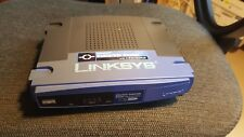 Linksys Cisco EtherFast Cable/Dsl Router w/4 port switch Befsr41 V3