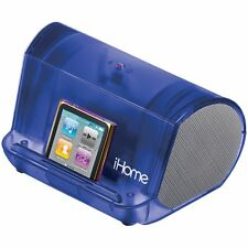 iHome iHM9LT Portable MP3 Tablet Phone Player Stereo Speaker System Android iPod
