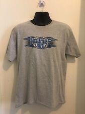 Michael Holmes 91 Racing T-shirt Size Large Grey
