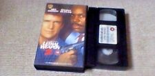 Lethal Weapon 2 UK PAL VHS VIDEO 1990 Mel Gibson Danny Glover Patsy Kensit
