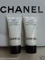 Chanel HYDRA BEAUTY Creme Cream Hydration Protection Radiance 5ml x2= 10ml Sampl