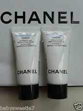 CHANEL Hydra Beauty Creme Hydration Protection Radiance 5ml X 2