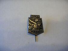 INSIGNE BADGE F.G.S.P.F CHAMPIONNAT DE FRANCE GRENOBLE 8/9 JUILLET 1939