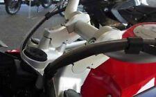 "BMW R1200GS 13-up Water Cooled Handlebar Riser Bar Back 2"" move Brake & Clutch"