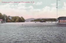 Fairhaven & Loon Island, Lake Winnepesaukee, NH