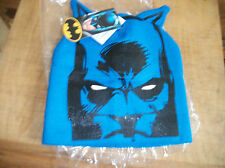 DC Comics Batman  Hat Cap NWT Stocking beanie Skull OSFM Childrens
