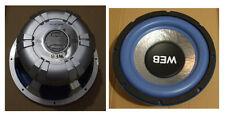 Woofer 32 cm 12'' 700 W 4 Ohm Magnete Oz 50 + 50