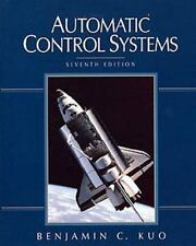 Automatic Control Systems : WIE Edition by Benjamin C. Kuo (1995, Hardcover)