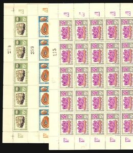 Jewelry Gemstone Amethyst Minerals URUGUAY Sc#828-30 MNH FULL SHEET OF 50 STAMPS