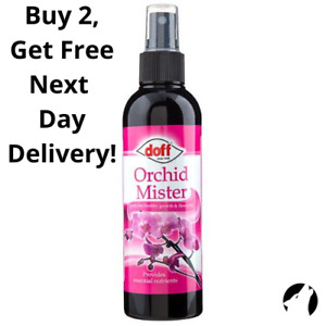 ✅ORCHID Feed House Plant FOOD Healthy Mist Spray Fertiliser Release DOFF 200ml ✅