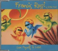 FRANCIS ROSSI Give myself to love  3 TRACK CD   STATUS QUO