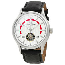 Lucien Piccard Transway Open Heart Automatic Mens Watch LP-15038-02S