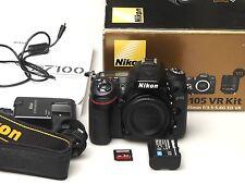 Nikon D D7100 24,1 MP -- 41.919 Auslösungen / Activations
