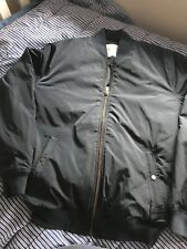 Mens Blue Pepe Jeans Bomber Jacket  S