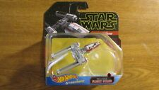 Star Wars Hot Wheels Starships RESISTANCE Y-WING skywalker