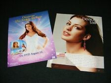 ANNE HATHAWAY magazine clippings