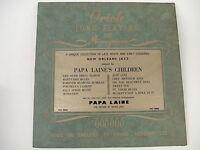 Papa Laine's Children - MG 20002 - Oriole LP