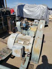 100 Hp Gardner Denver Pump Triplex Pump Model 200tdd001