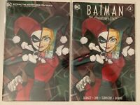 Batman The Adventures Continue #2 Momoko Trade Dress & Virgin Variant Set DC NM+