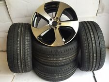 "18""new gti bp alloy wheels vw golf audi/vw/tt/t4/a4/a3/a6/skoda/seat/ with tyres"