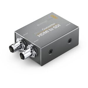 Blackmagic Micro Converter HDMI/SDI wPSU