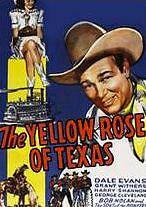 YELLOW ROSE OF TEXAS - DVD - Region Free - Sealed