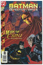 DETECTIVE COMICS #734 July 1999 NM- 9.2 W DC 2nd App CASSANDRA CAIN BATGIRL B/O