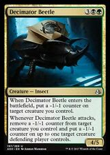 Decimator Beetle NM X4 Gold Uncommon Amonkhet MTG