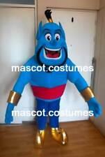 "New genie Mascot Costume Character aladdin mascot 5' 9"""