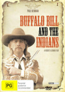 BUFFALO BILL AND THE INDIANS (1976) [NEW DVD]