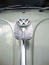 Phoenix Wings Mascot Emblem for VW Beetle Bug Scarab Type 1 Oval vintage AAC014