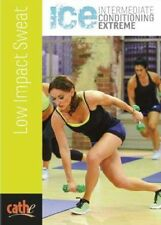 CATHE FRIEDRICH ICE SERIES LOW IMPACT SWEAT DVD WORKOUT NEW SEALED