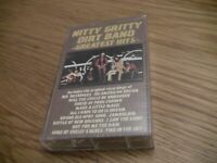 "Nitty Gritty Dirt Band's ""Greatest Hits""  Cassette new the best of times"