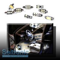 SMD LED Innenraumbeleuchtung Komplettset für BMW 7er E65 / E66 - Xenon Weiß