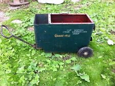 GREAT WESTERN STEAM LOCOMOTIVES GROUP - Quasi-Arc Welder Chassis Garden Planter