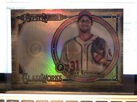 2018 Topps Gypsy Queen Glassworks Box Topper #GW-MS Max Scherzer Baseball Card
