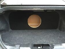 "ZEnclosures 2015+ Mustang 1-10"" Subwoofer Box Sub Speaker Box -black,V1,RearFire"