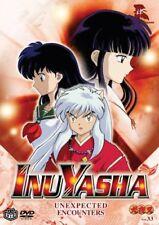 DVD - Animation - InuYasha - Volume 33: Unexpected Encounters - Naoya Aoki
