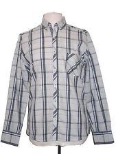 Lambretta Check Casual Singlepack Shirts & Tops for Men