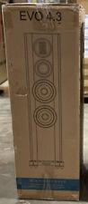 Wharfedale EVO 4.3 Stand Lautsprecher - Weiß   3 Wege    Aussteller (Pro Stück)